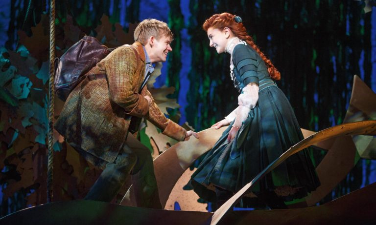 Tuck Everlasting review  sweet sip from the elixir of life