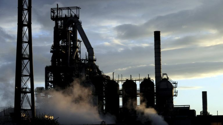 Tata Steel: Pension fund deficit deters buyers, says Javid – BBC News