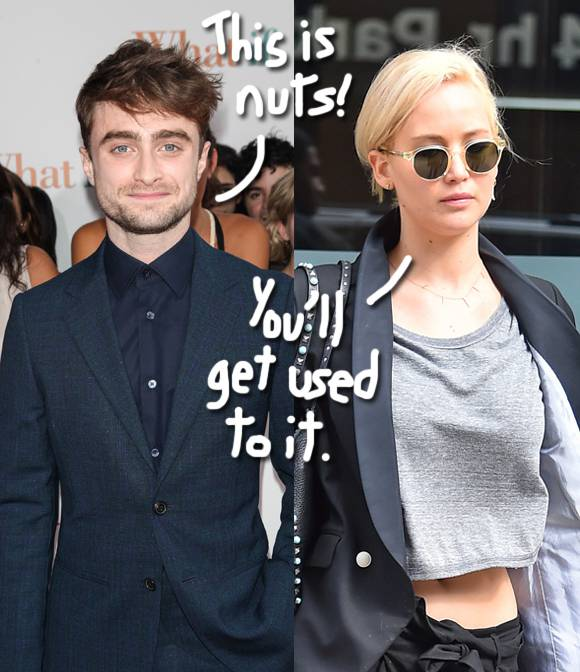 Daniel Radcliffe Had No Idea About The 'Shocking' Gender Pay Gap In Hollywood Until Jennifer Lawrence's Essay!