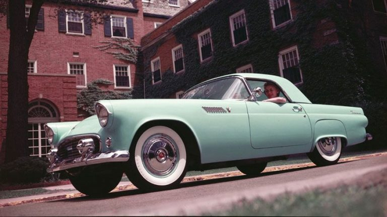Top five classic convertible cruisers