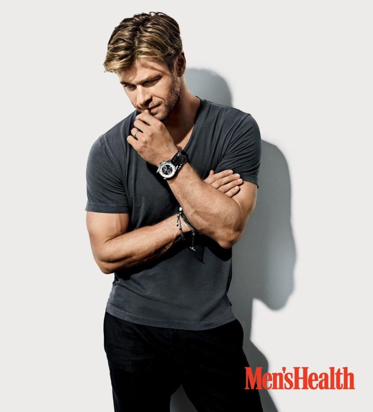 Chris Hemsworth's secrets to building the body of a hero | Fox News