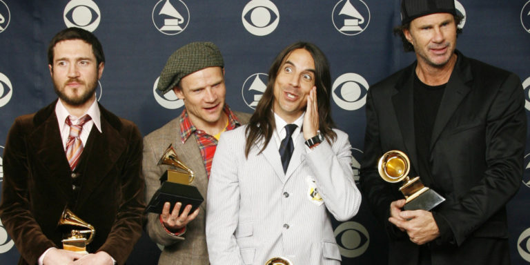Former Music Exec Says She Was Sexually Harassed By 2 Of The Red Hot Chili Peppers