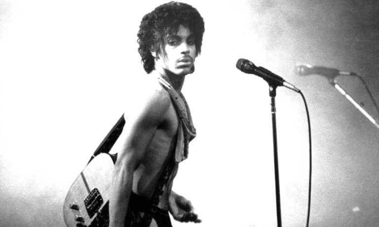 When I saw Prince, I saw a vital new black masculinity  | Terryn Hall