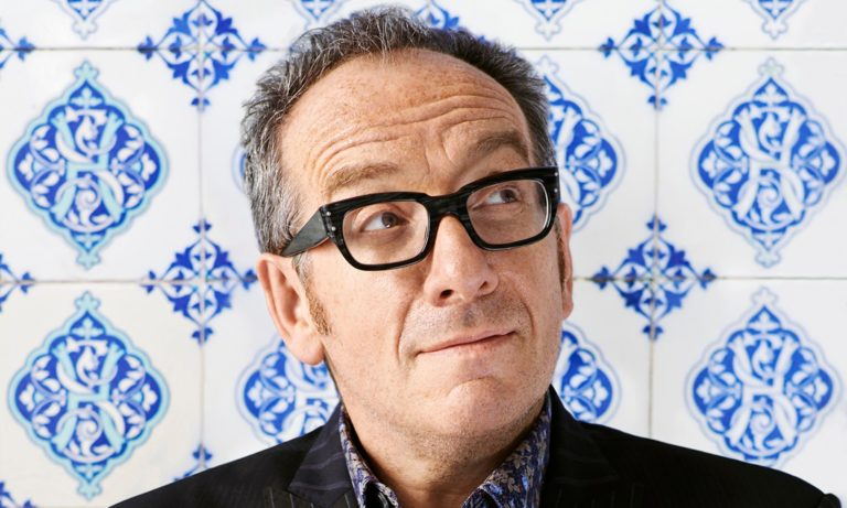 Elvis Costello: Believing youre being watched is no longer fantasy