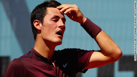 Bernard Tomic: 'Would you care if you were 23 and worth over $10 million?'