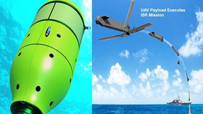 Hidden high-tech ocean pods will unleash Naval drones | Fox News