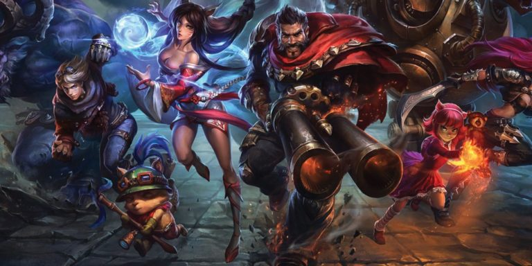 League of Legends will be included in Australia's biggest university sports competition