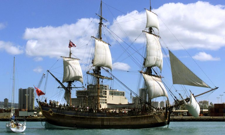 Wreckage of Captain James Cook's ship Endeavour found, researchers say
