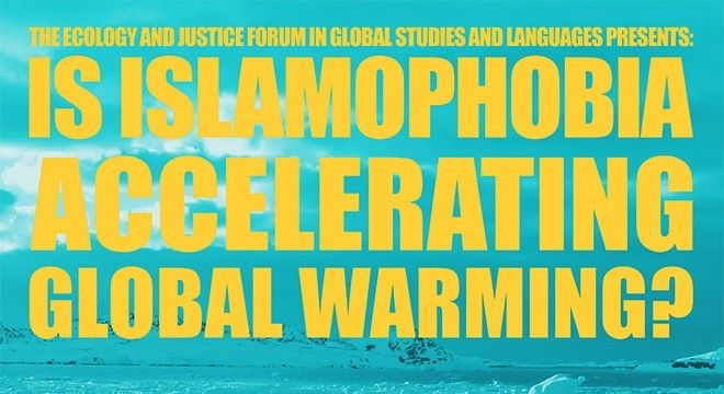 MIT lecture: 'Is Islamophobia Accelerating Global Warming?' | Fox News