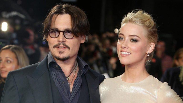 Amber Heard files for divorce from Johnny Depp | Fox News