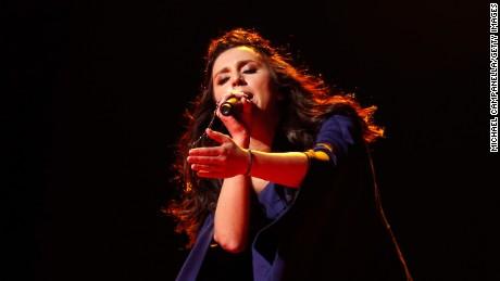 Ukrainian singer Jamala wins Eurovision competition