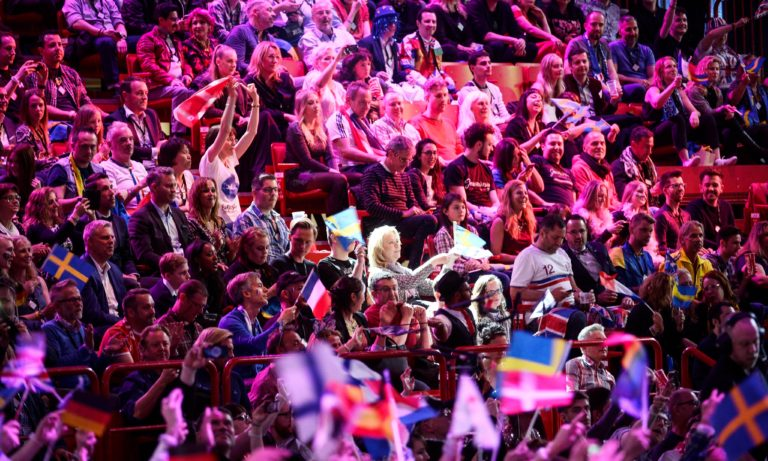 Eurovision song contest 2016  as it happened