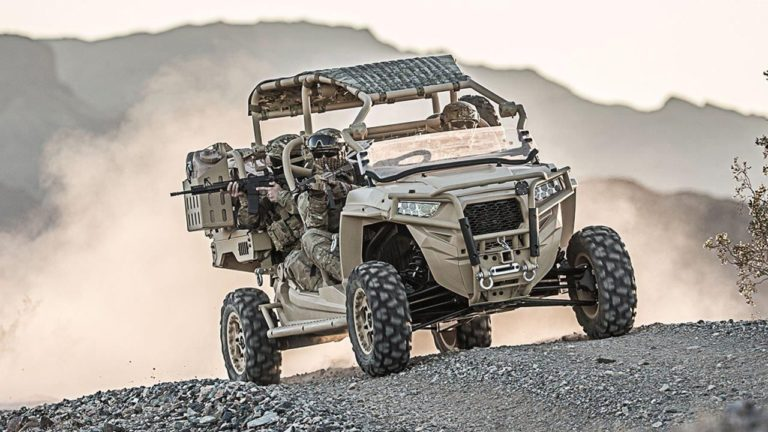 Polaris Defense launches new ATV for Special Operations missions | Fox News