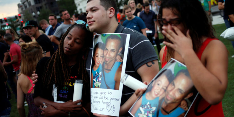 Orlando Shooters Domestic Abuse History Should Have Been A Warning Sign