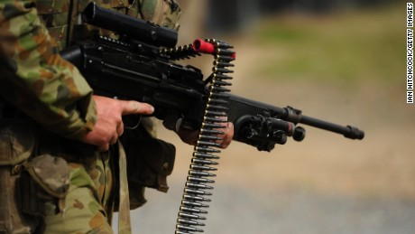 Australian commission: Military cadets raped as initiation