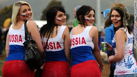 Vladimir Putin: Is this one sporting contest he can't win?