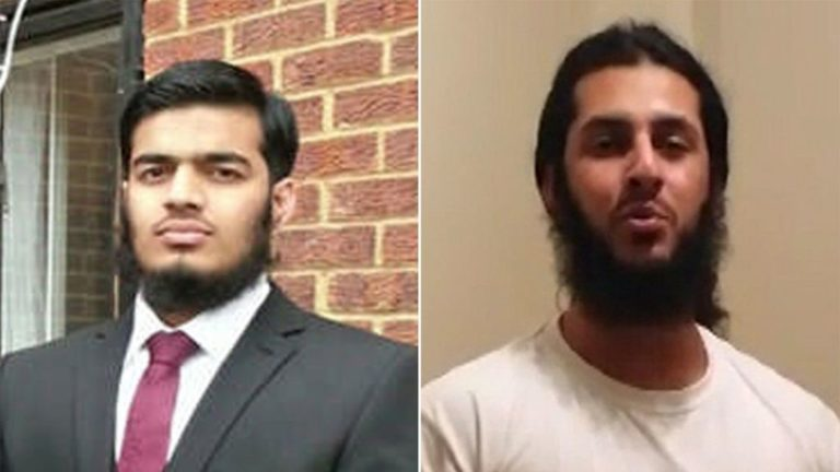 Pair found not guilty of Remembrance Day beheading plot – BBC News