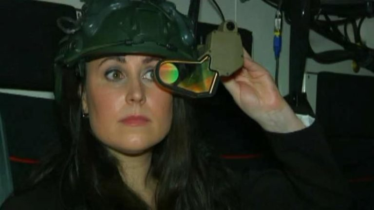 New tech makes tank armor 'see-through' | Fox News