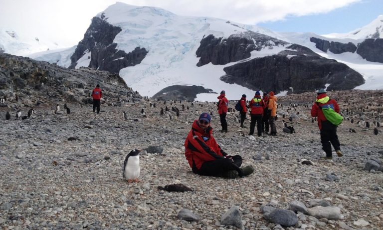 Antarctica's tourism industry is designed to prevent damage, but can it last?