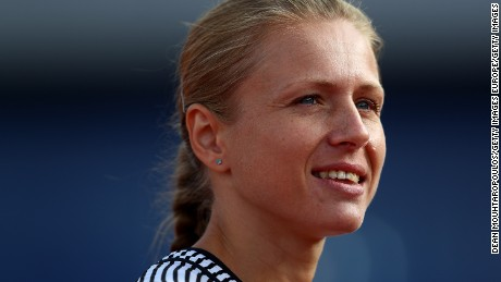 Russia ban: Doping whistleblower Yuliya Stepanova hits back at Olympic bosses over Rio snub