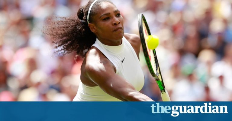 Serena Williams steps up pace as she dismantles Annika Beck in style