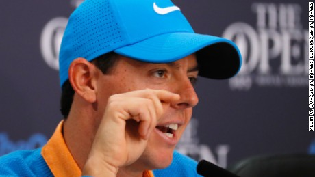 Rory McIlroy: I have not let golf down by missing Rio Olympic Games