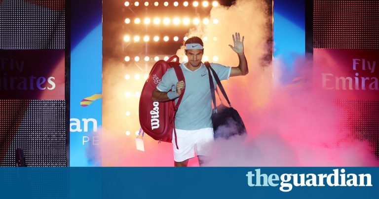 Roger Federer completes smooth win in Hopman Cup as Swiss defeat GB