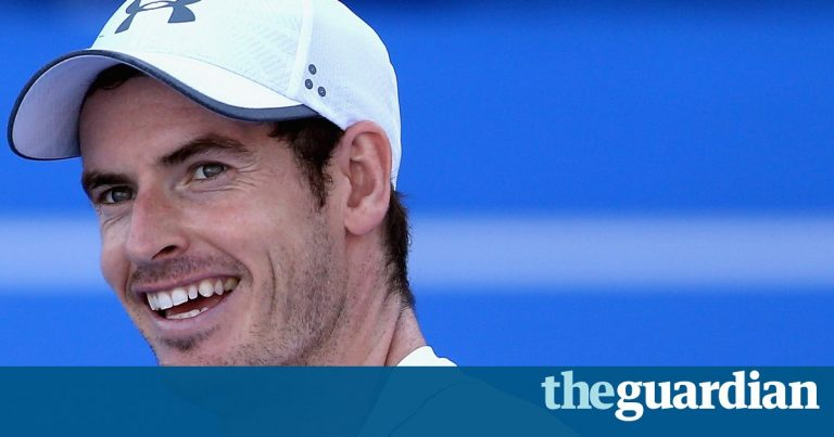 I still feel like Andy Murray, says world tennis No1 after knighthood