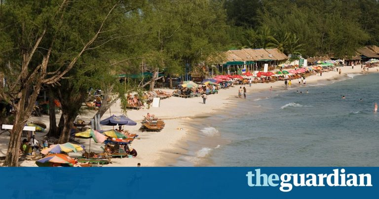 British pair found dead in Cambodia married on Christmas Day, says mother