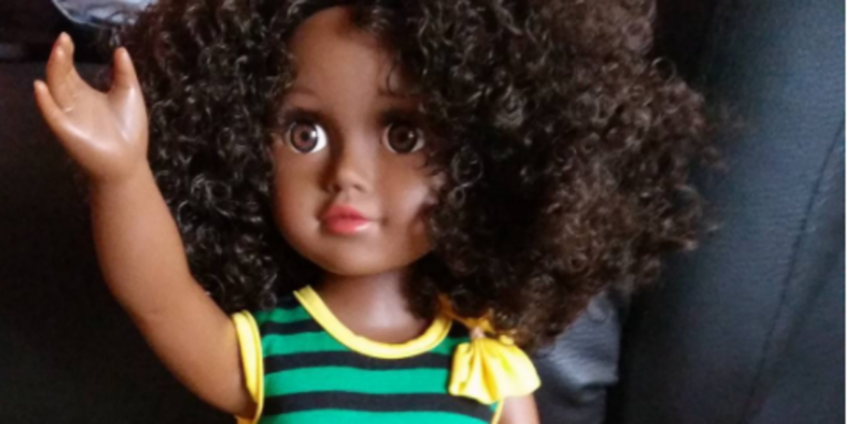 This Jamaican Patois-Speaking Doll Is In High Demand Around The World